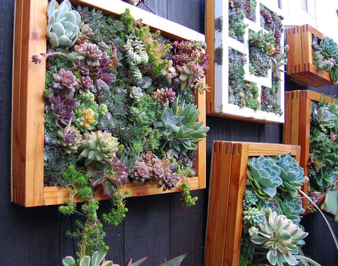 15 originele schutting idee n voor in je tuin - Deco en de tuin ...